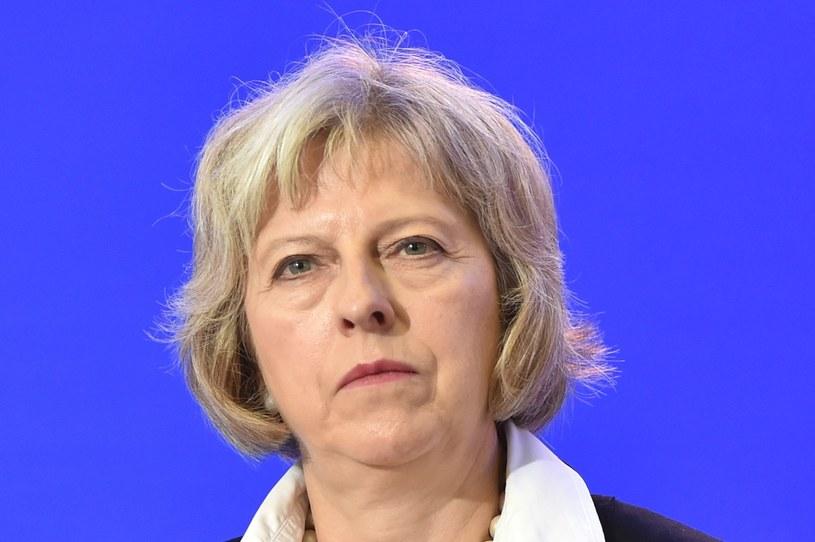 Theresa May /AFP