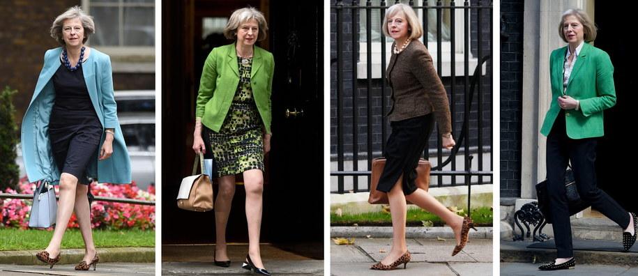 Theresa May /STF /PAP/EPA