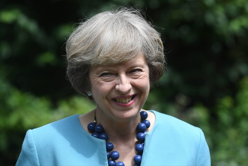 Theresa May /East News
