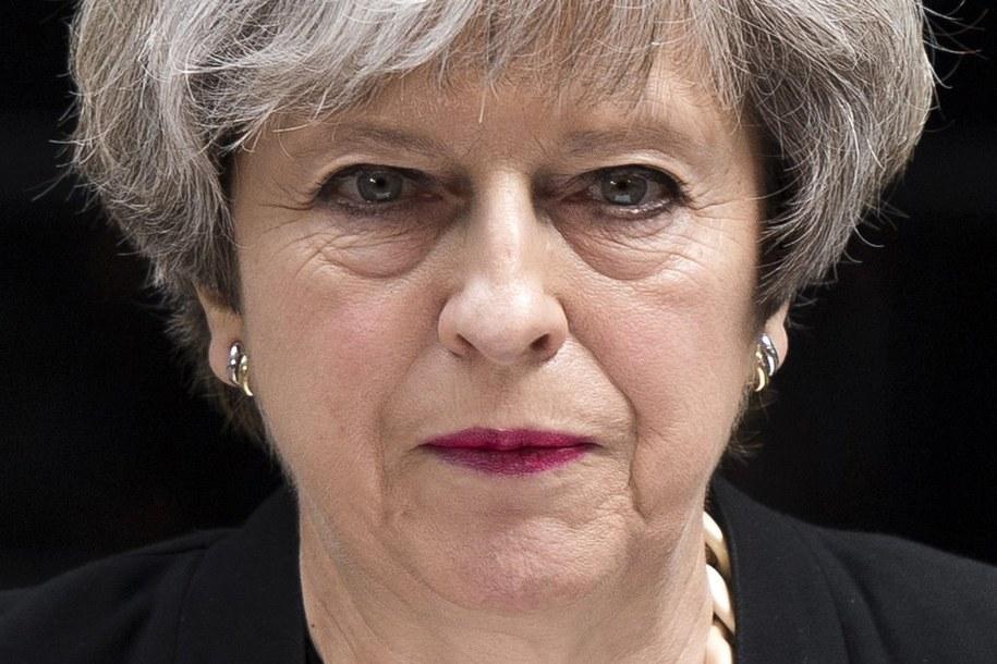 Theresa May /WILL OLIVER  /PAP/EPA