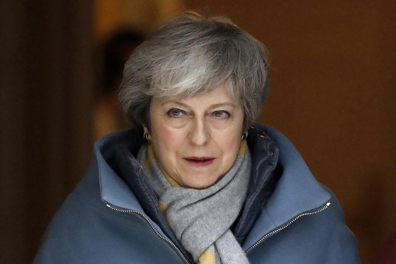 Theresa May /Tolga AKMEN / AFP /AFP