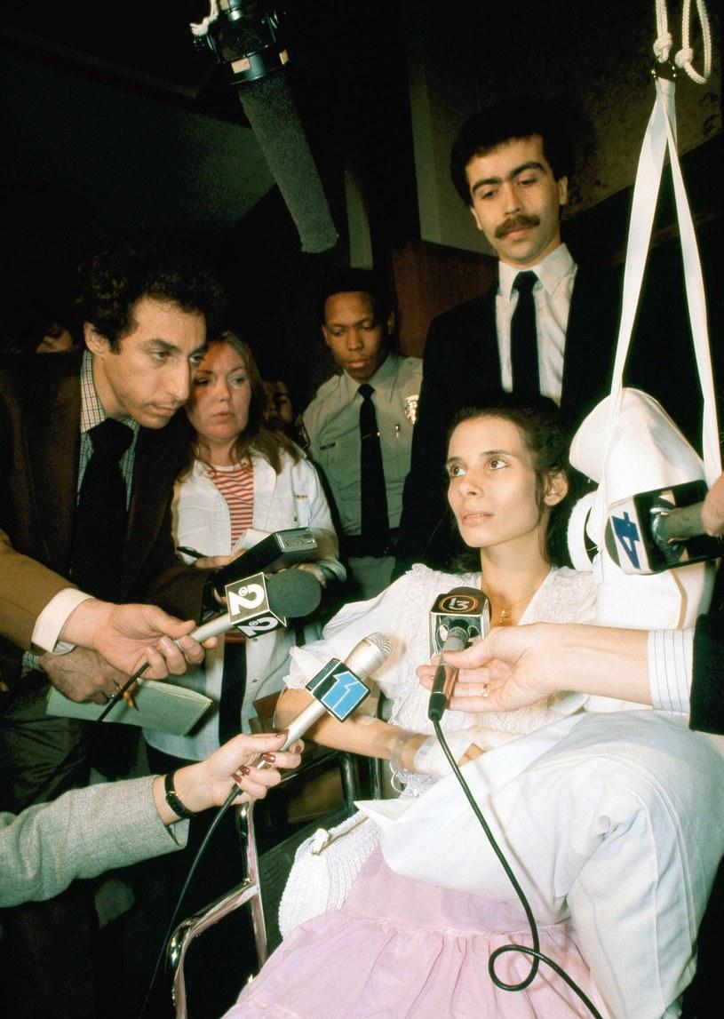 Theresa Saldana /- /East News