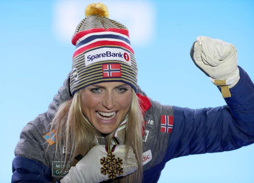 Therese Johaug ma powody do zadowolenia. Jej majątek powiększył się w ostatnim roku. /AFP