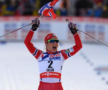 Therese Johaug mistrzynią świata na 30 kilometrów