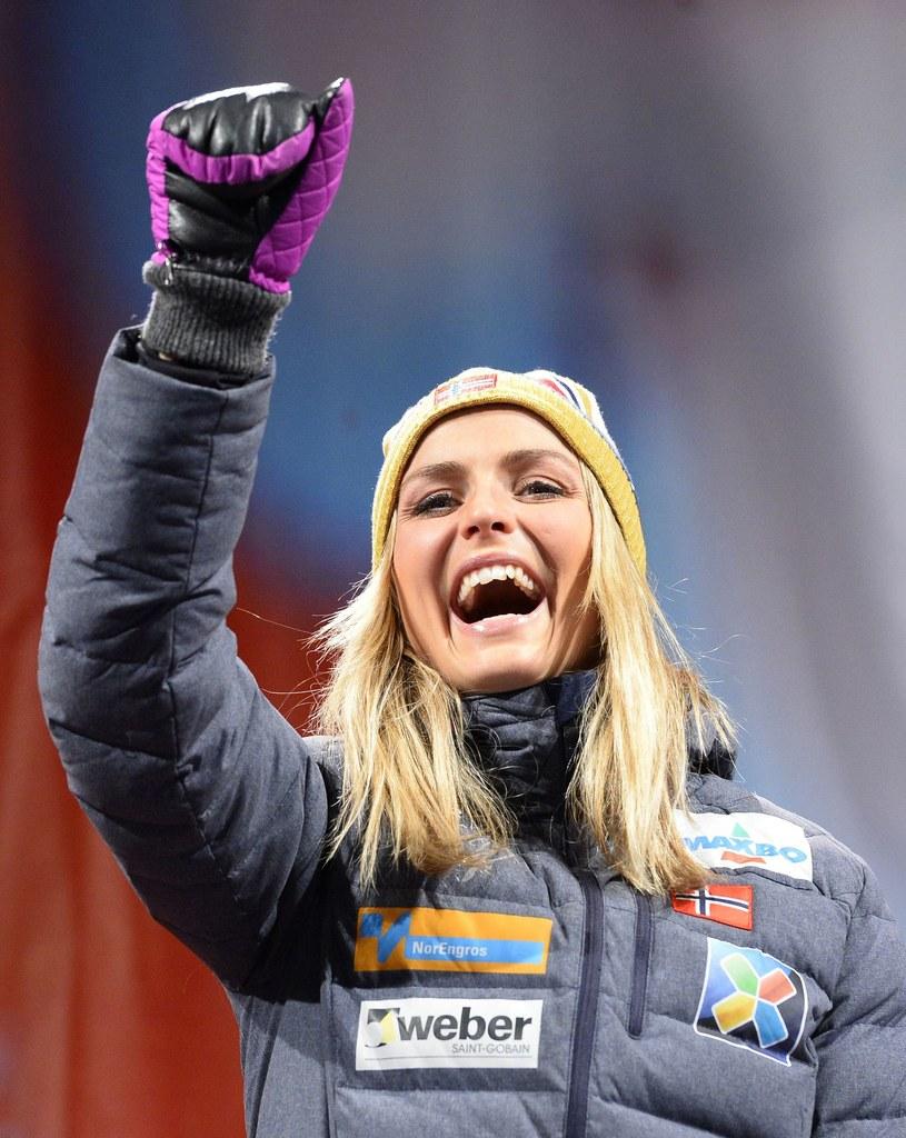 Therese Johaug odnosi sukcesy nie tylko w sporcie /AFP