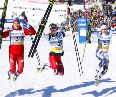 Therese Johaug wygrała bieg na 30 km w Oslo. Wideo