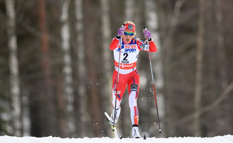 Therese Johaug /AFP