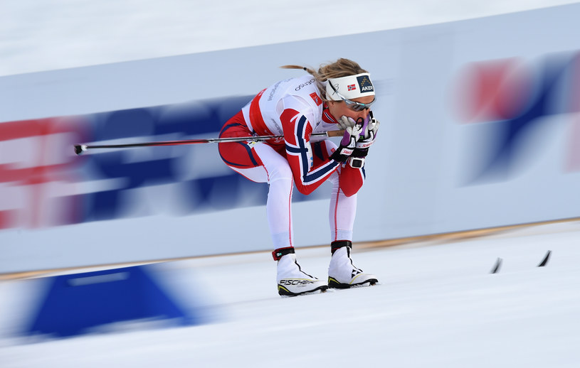 Therese Johaug /Getty Images
