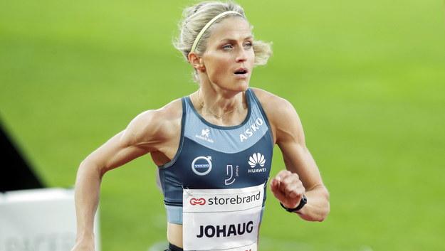 Therese Johaug /VIDAR RUUD /PAP/EPA