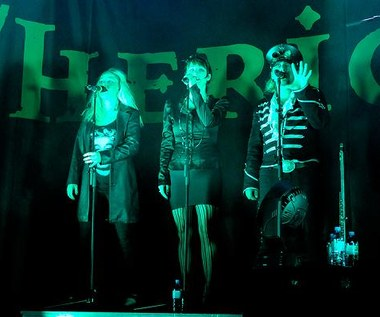 Therion: Pożegnanie z Krakowem - 15 października 2012 r.