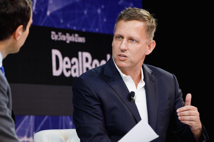 Thiel został pierwszym niezależnym inwestorem Facebooka /AFP