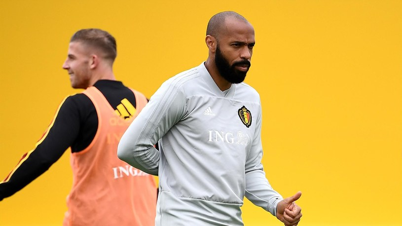 Thierry Henry (z prawej) /Getty Images