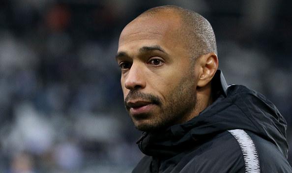 Thierry Henry znów chce spróbować sił jako trener /Getty Images