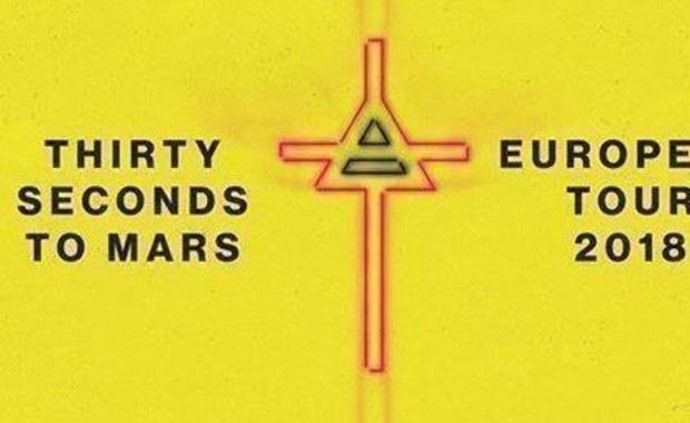 Thirty Seconds To Mars ponownie wystąpią w Polsce!