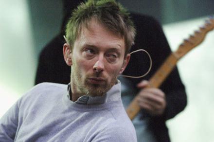 Thom Yorke (Radiohead) fot. Tim Mosenfelder /Getty Images/Flash Press Media