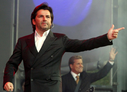 Thomas Anders (Modern Talking) /arch. AFP