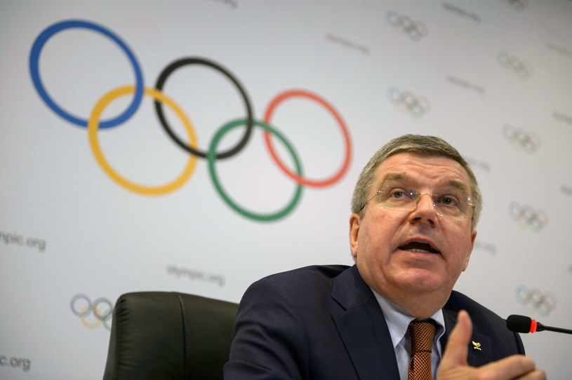 Thomas Bach /AFP