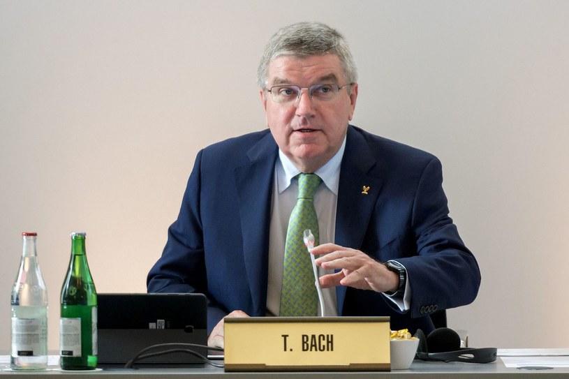 Thomas Bach /AFP