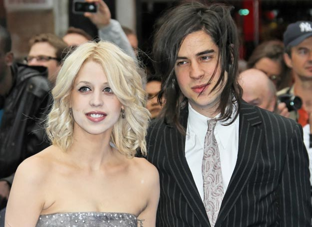 Thomas Cohen i Peaches Geldof jeszcze szczęśliwi /RICHARD GOLDSCHMIDT /East News