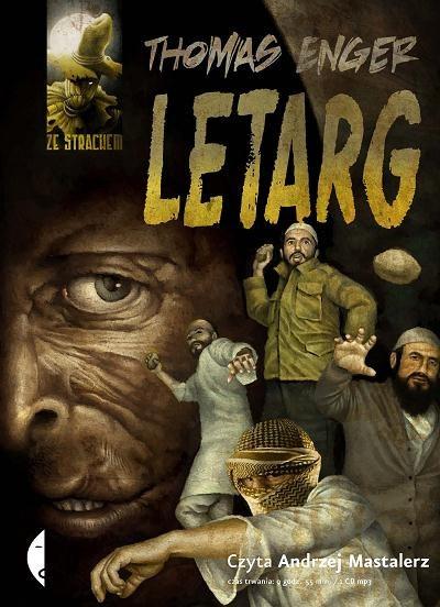 "Thomas Enger ""Letarg"" /Wydawnictwo Czarne"