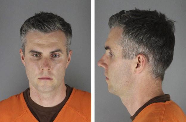 Thomas Lane /Hennepin County Sheriff's Office /PAP/EPA