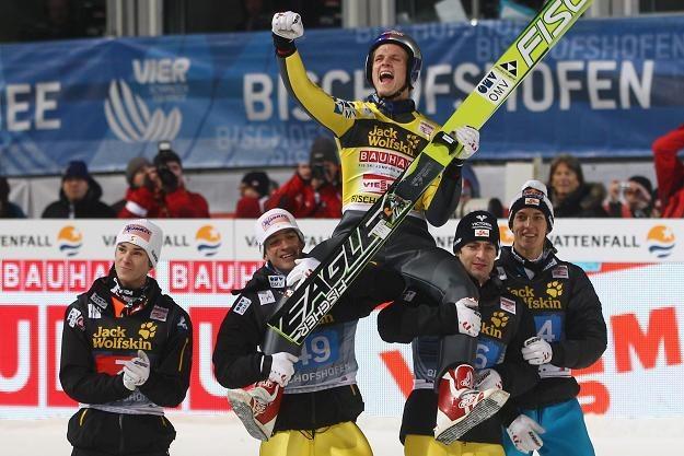 Thomas Morgenstern okazał się najlepszy/fot. Alex Grimm /Getty Images/Flash Press Media