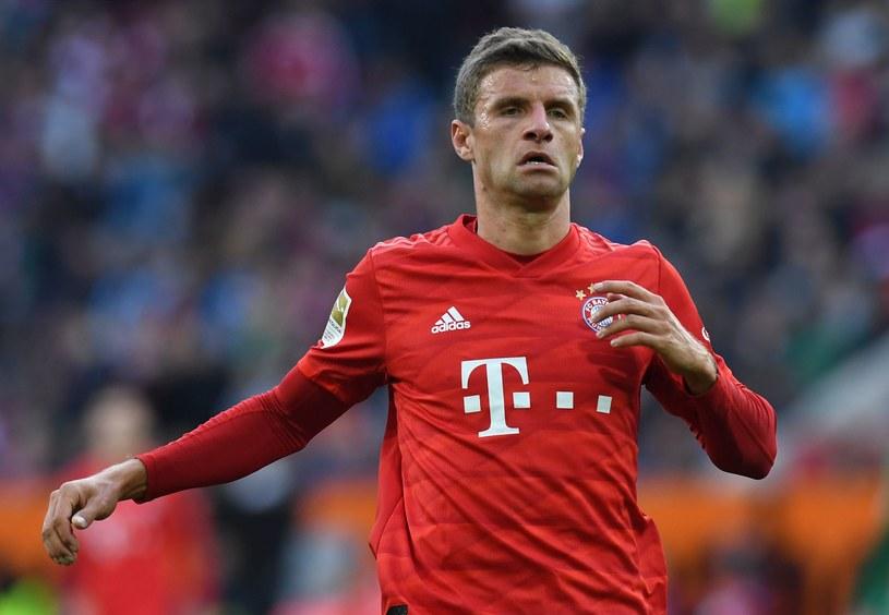 Thomas Mueller jest wychowankiem Bayernu /AFP
