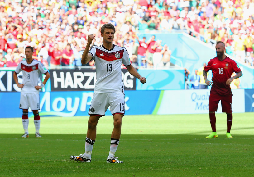 Thomas Mueller /Martin Rose /Getty Images