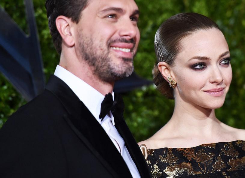 Thomas Sadoski i Amanda Seyfried /Getty Images