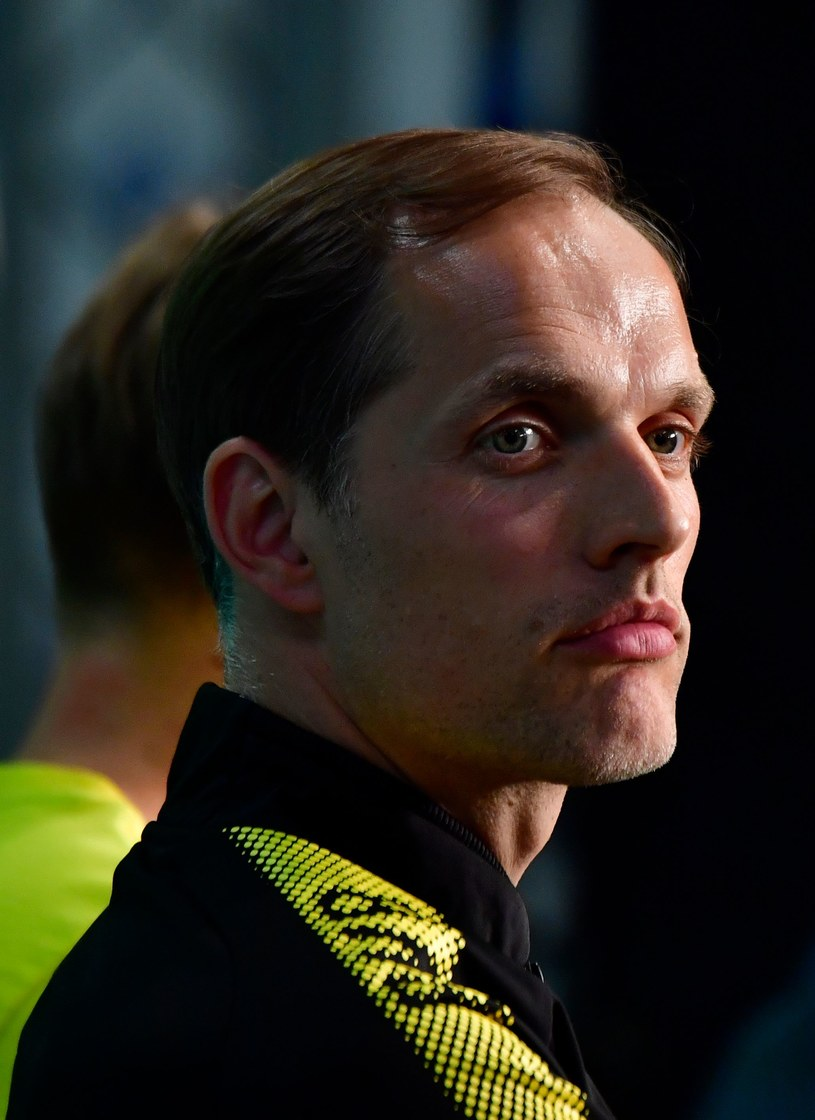 Thomas Tuchel. Czy to będzie nowy trener PSG? /AFP