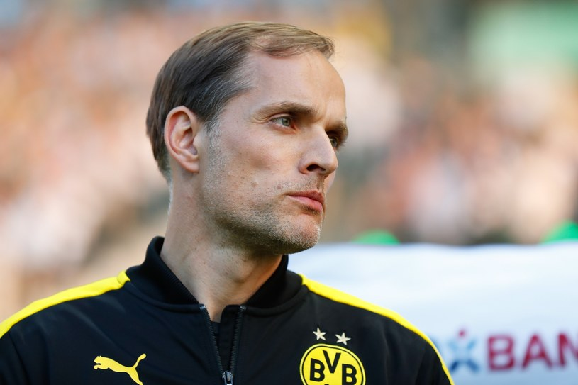 Thomas Tuchel nie jest już trenerem Borussii Dortmund /PAP/EPA