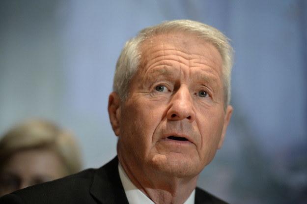 Thorbjoern Jagland /AFP