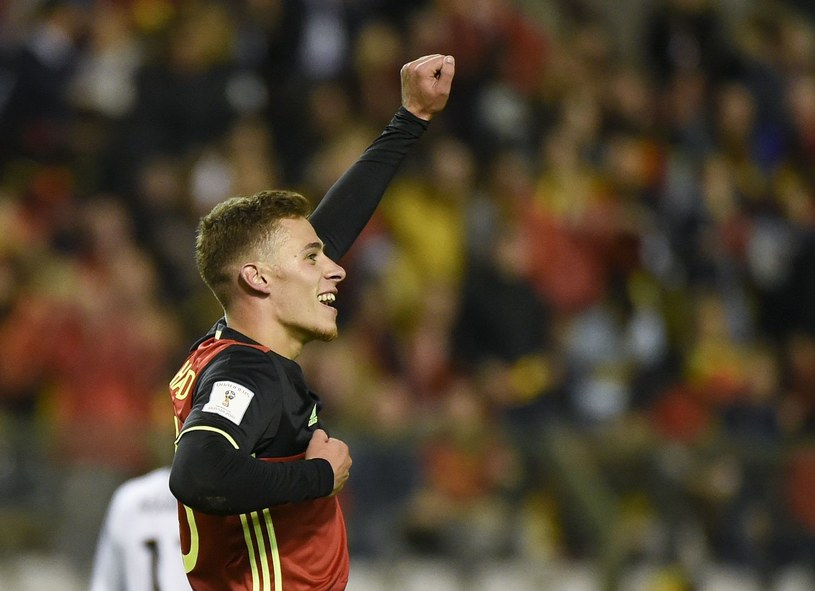 Thorgan Hazard /AFP