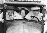 """Three Stooges"" w filmie ""Booby Dupes"" (1945) /"