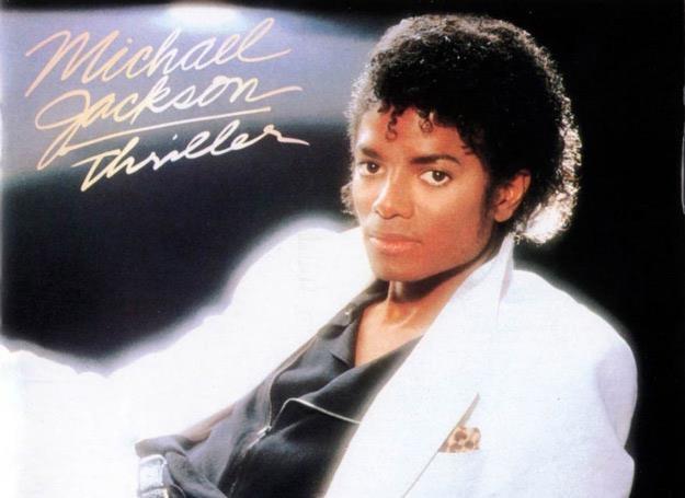 """Thriller"" Michaela Jacksona to największy bestseller w historii muzyki /"