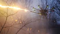 Throwflame TF-19: Latający miotacz ognia