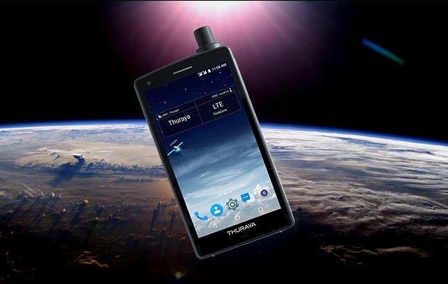 Thuraya X5-Touch to nowość wśród telefonów satelitarnych /materiały prasowe