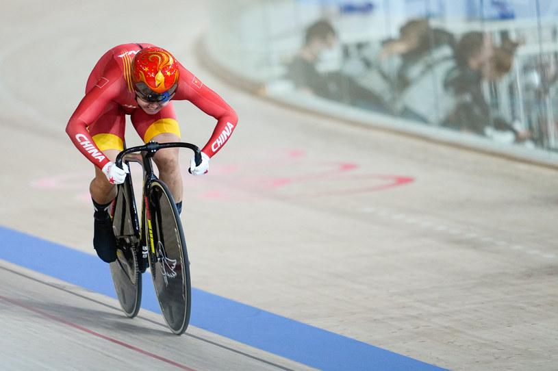 Tianshi Zhong z ekipy Chin /Getty Images