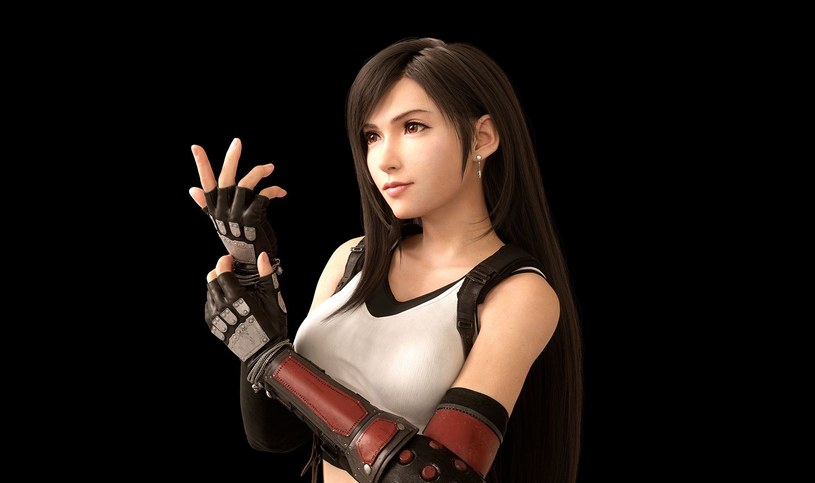 Tifa z Final Fantasy VII /materiały prasowe