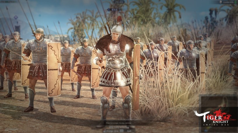 Tiger Knight: Empire War /materiały prasowe
