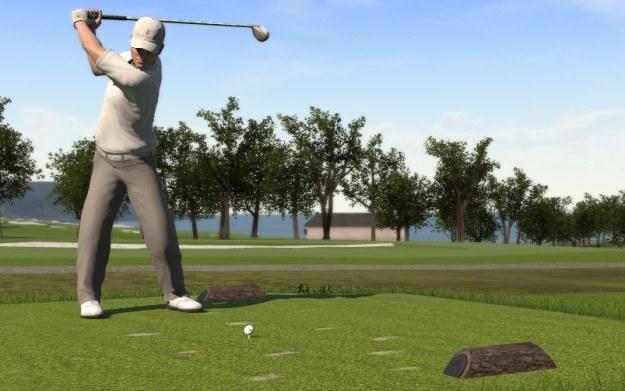 Tiger PGA Tour 12 - motyw z gry /Informacja prasowa