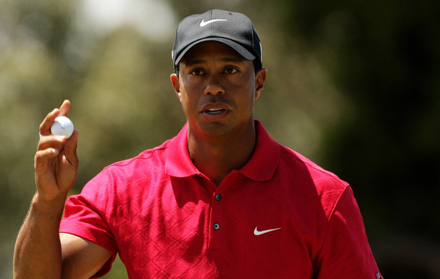 Tiger Woods, fot.Mark Dadswell  /Getty Images/Flash Press Media