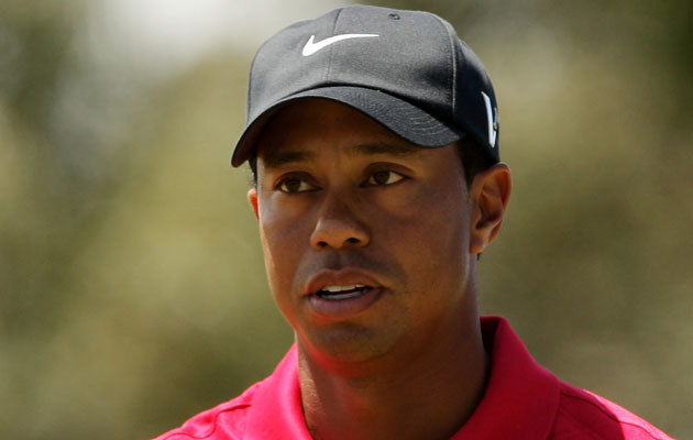 Tiger Woods, fot. Mark Dadswell   /Getty Images/Flash Press Media