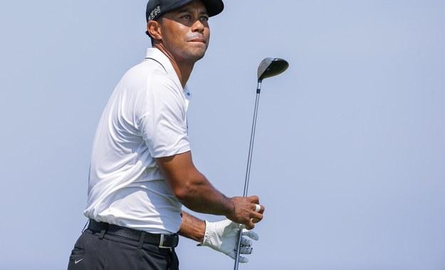 Tiger Woods: Nie wiem, kiedy wrócę do sportu /ERIK S. LESSER /PAP/EPA