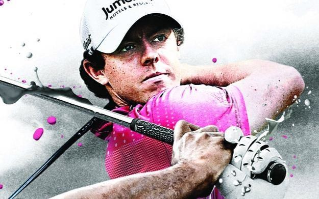 Tiger Woods PGA Tour 13 - motyw graficzny /Informacja prasowa