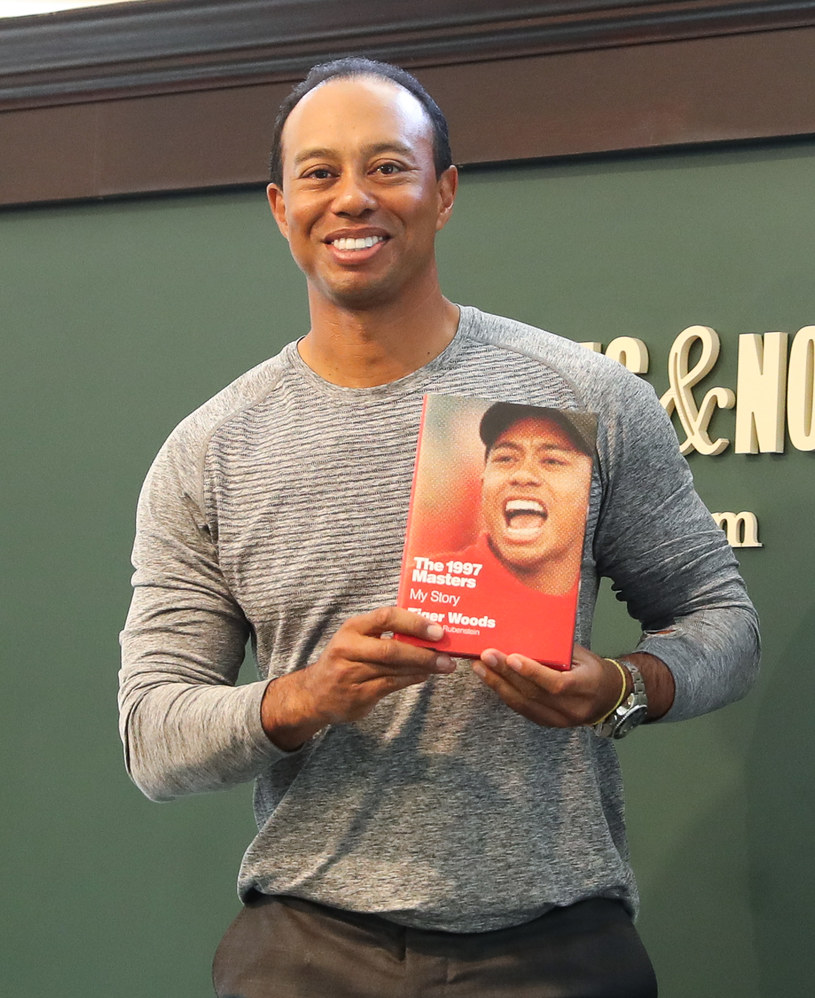 Tiger Woods / Rob Kim / Stringer /Getty Images