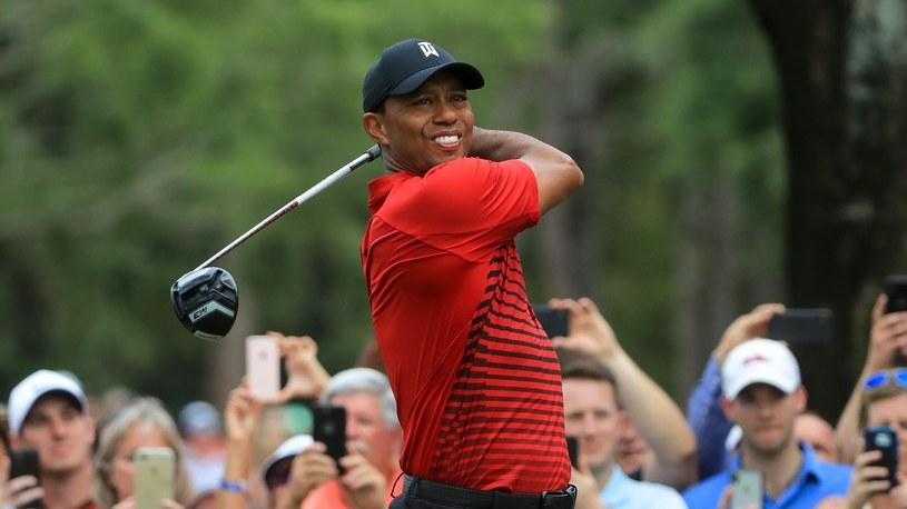 Tiger Woods /SID