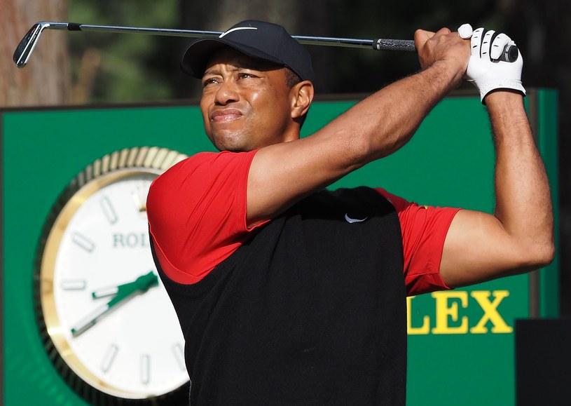Tiger Woods /AFP