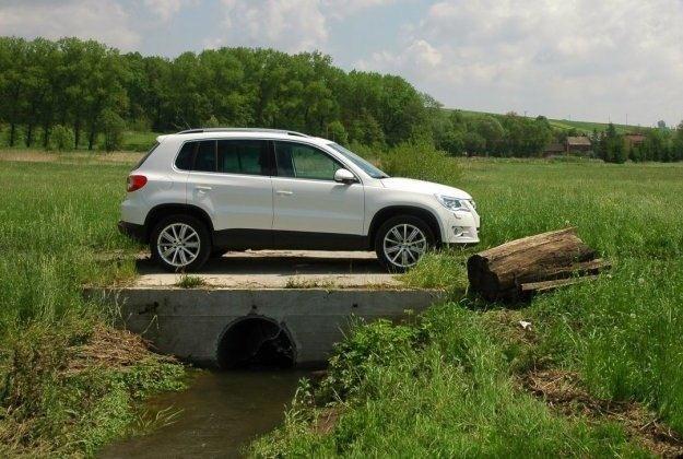 Tiguan już nie będzie najmniejszym SUV-em Volkswagena? /INTERIA.PL