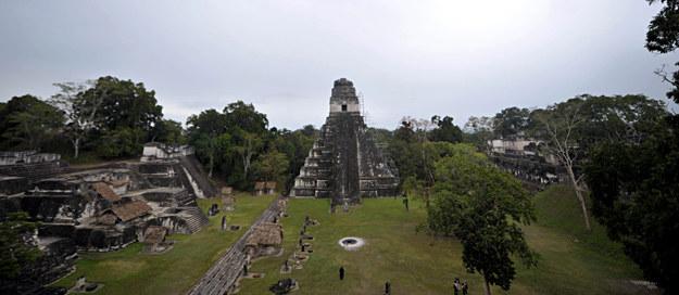 Tikal /AFP